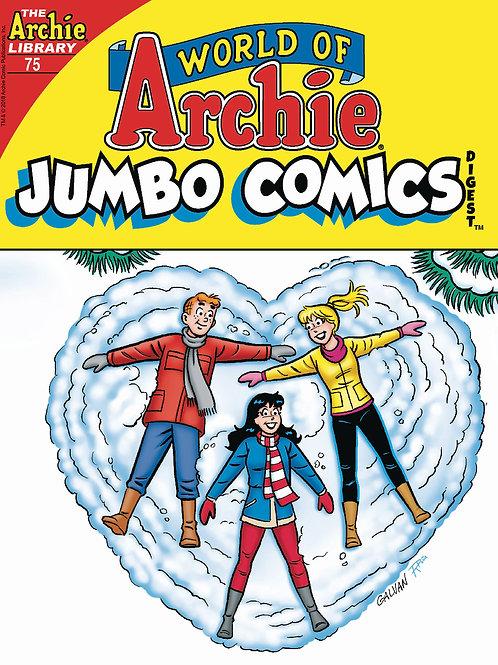 WORLD OF ARCHIE JUMBO COMICS DIGEST #75