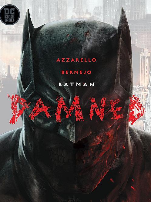 BATMAN DAMNED HC