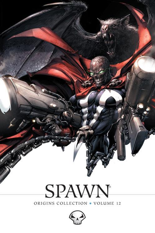 Spawn Origins Vol. 12 (Paperback)