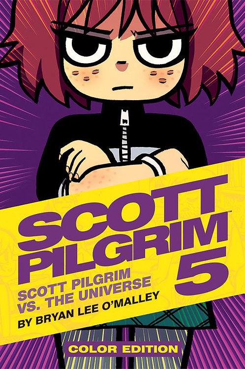 SCOTT PILGRIM COLOR HC VOL 05 (OF 6)