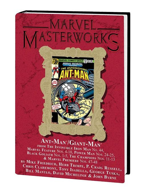 MMW ANT-MAN GIANT-MAN HC VOL 03 DM VAR ED 261