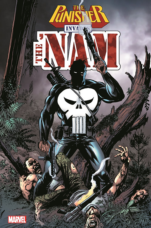 PUNISHER INVADES THE NAM TP NEW PTG