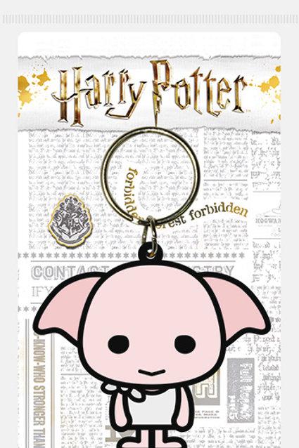 Лицензионный брелок Harry Potter (Dobby Chibi)