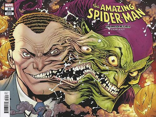 AMAZING SPIDER-MAN #30 OTTLEY IMMORTAL WRAPAROUND