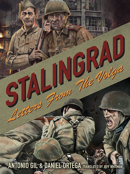 STALINGRAD LETTERS FROM THE VOLGA GN (RES)