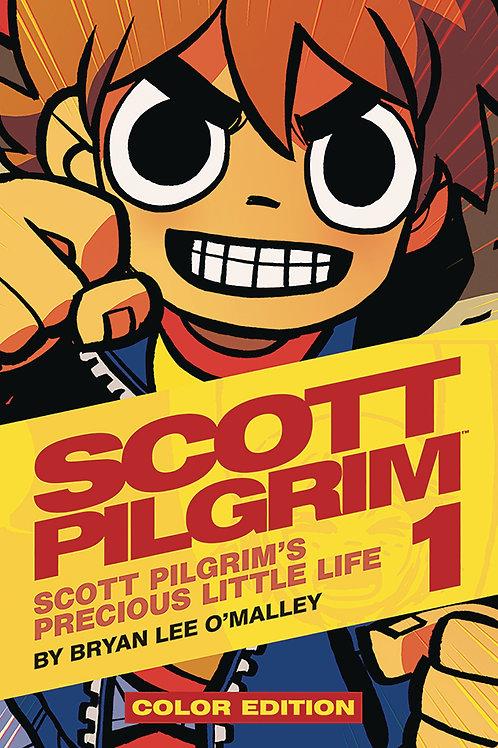 SCOTT PILGRIM COLOR HC VOL 01 (OF 6)
