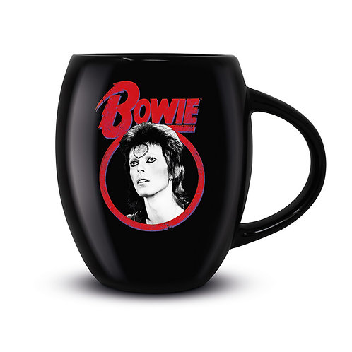 Кружка David Bowie (Classic Rock) Oval Mug
