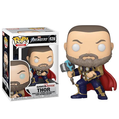 Фигурка Funko POP! Bobble: Marvel: Avengers Game: Thor