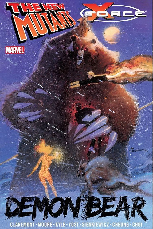 NEW MUTANTS TP DEMON BEAR