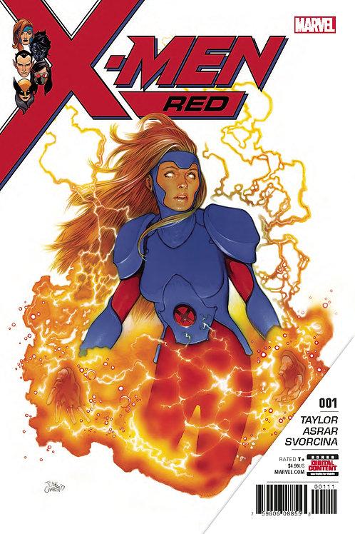 X-MEN RED #1 LEG