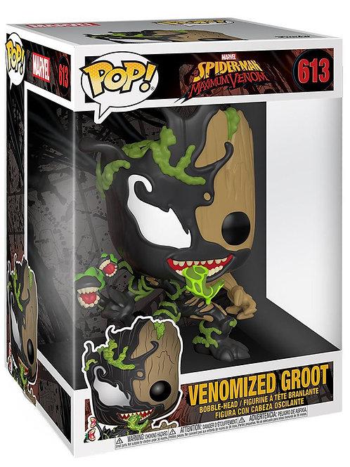 """Фигурка Funko POP! Bobble: Marvel: Marvel Venom S3: 10"""" Groot (613)"""