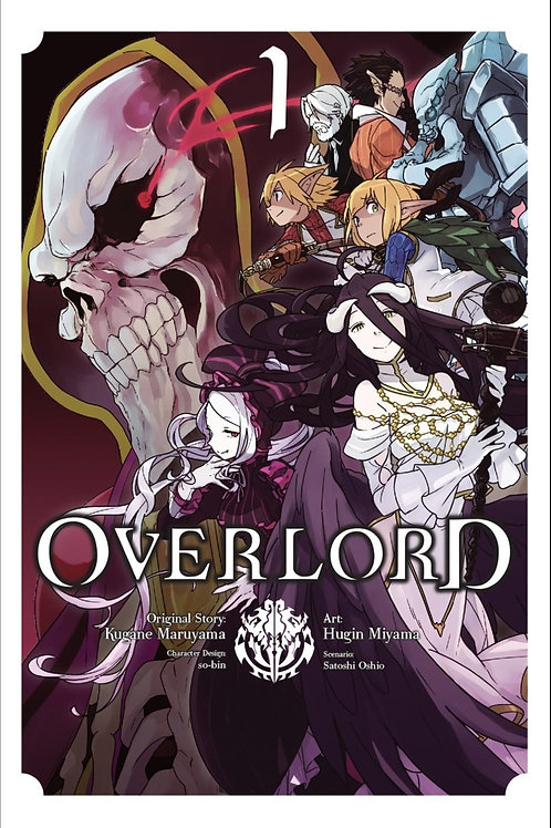 OVERLORD GN VOL 01