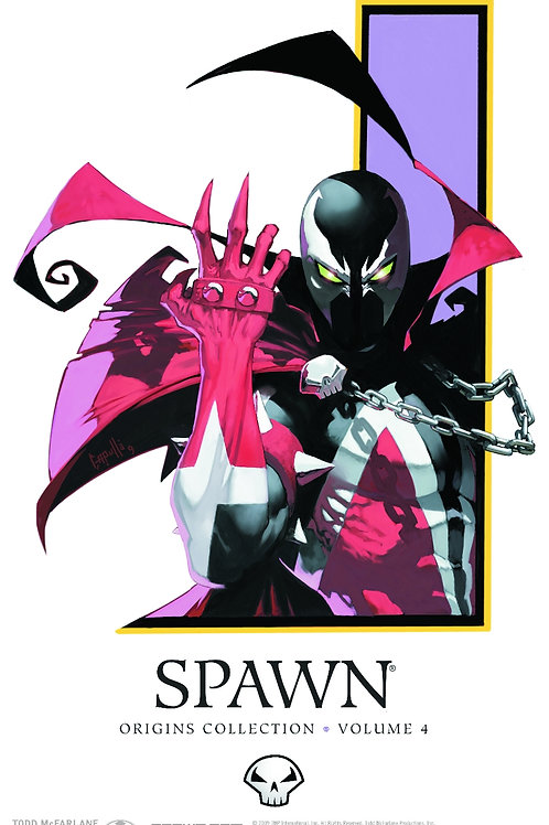 Spawn Origins Vol. 4 (Paperback)