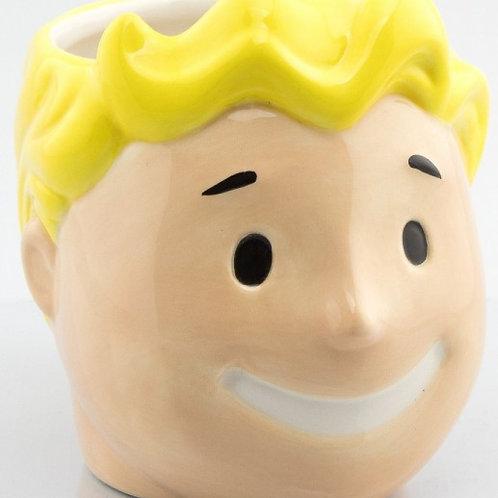 """Лицензионная 3D кружка """"Fallout 4: Vault Boy"""""""