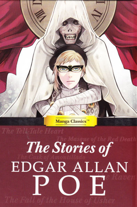 STORIES OF EDGAR ALLEN POE MANGA CLASSICS HC