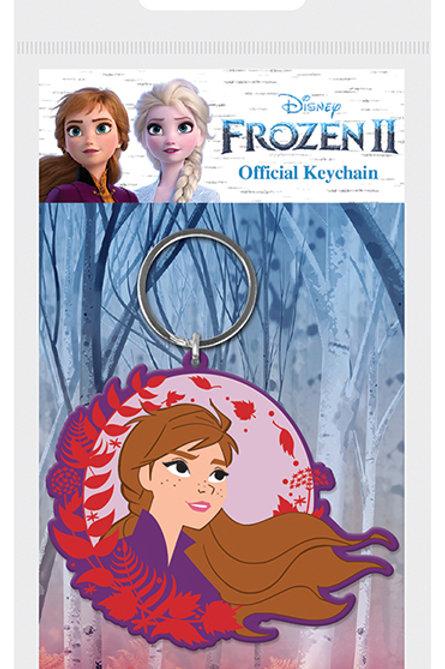 Лицензионный брелок Frozen 2 (Anna)
