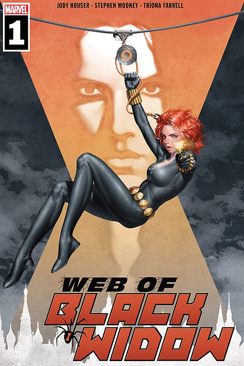 WEB OF BLACK WIDOW #1 (OF 5)