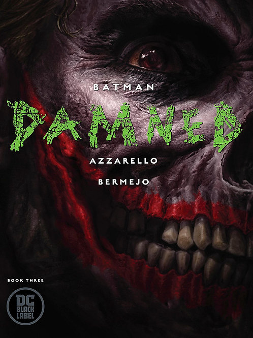 BATMAN DAMNED #3 (OF 3) (RES) (MR)