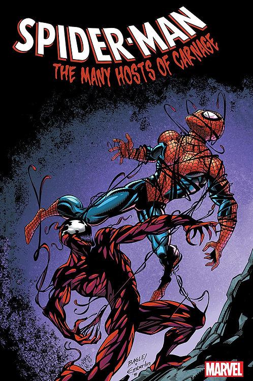 SPIDER-MAN TP MANY HOSTS OF CARNAGE