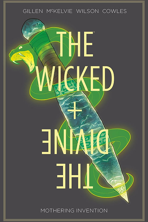 WICKED & DIVINE TP VOL 07 MOTHERING INVENTION