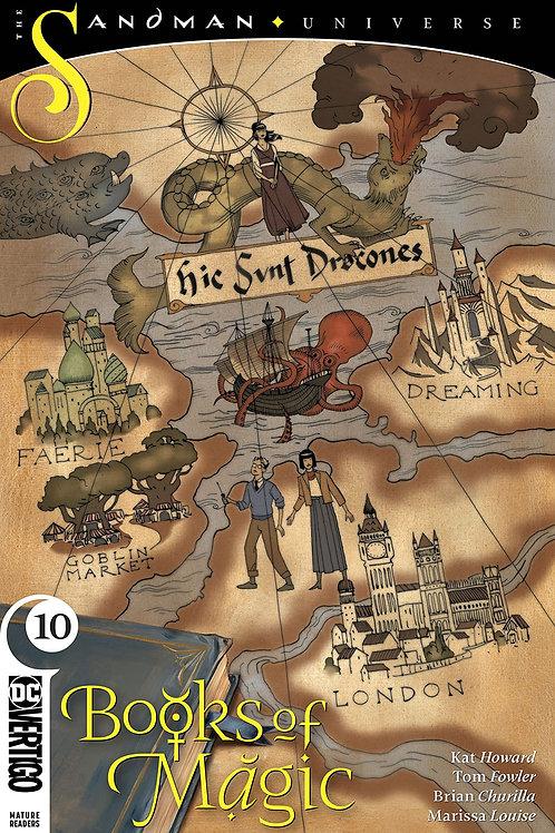 BOOKS OF MAGIC #10
