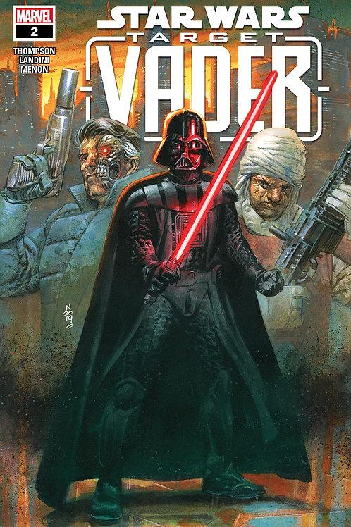 STAR WARS TARGET VADER #2 (OF 6)