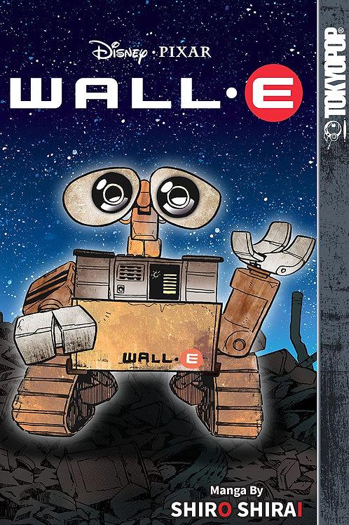 DISNEY MANGA PIXAR WALL-E
