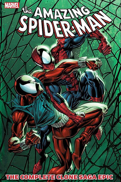 Spider-Man: The Complete Clone Saga Epic Vol. 4