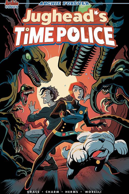 JUGHEAD TIME POLICE #4 CVR C SCHKADE
