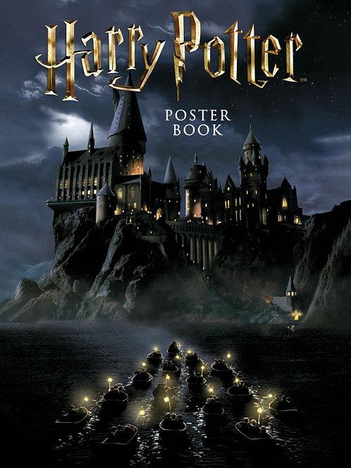 Гарри Поттер. Постер-бук (9 шт)