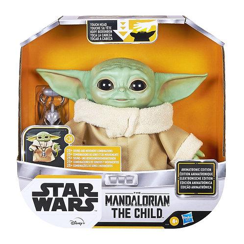 """Игрушка интерактивная SW Mandalorian The Child Animatronic (""""Малыш Йода"""")"""