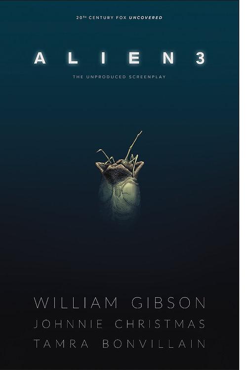 WILLIAM GIBSON ALIEN 3 HC