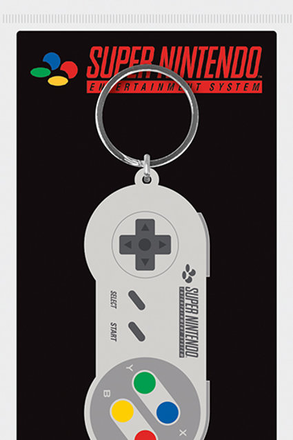 Лицензионный брелок Nintendo (SNES Controller)