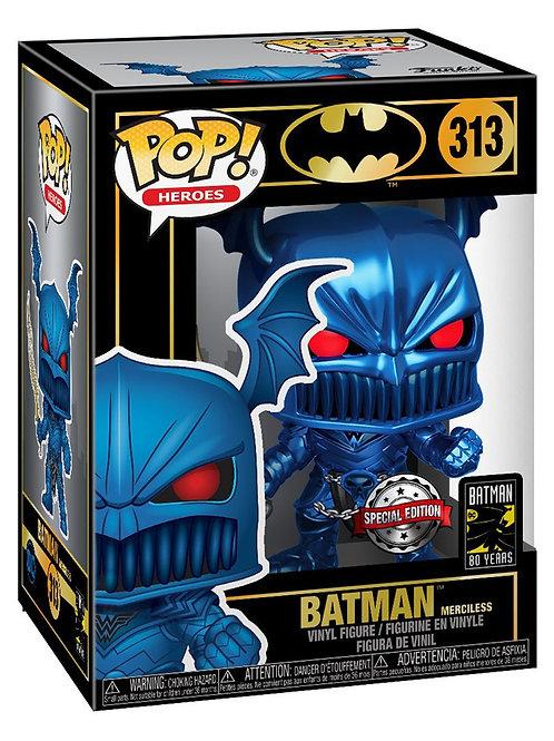 Фигурка Funko POP! Vinyl: DC: Batman 80th: Batman (Merciless) MT (Exc)