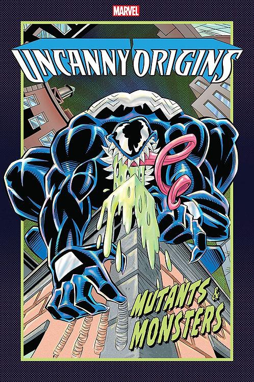 UNCANNY ORIGINS GN TP MUTANTS & MONSTERS