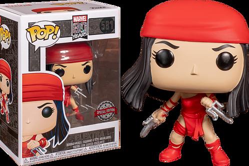 Фигурка Funko POP! Bobble: Marvel: Marvel 80th: First Appearance Elektra