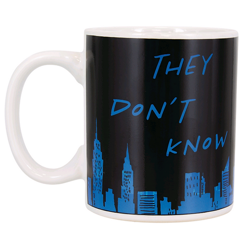 Кружка Friends They Dont Know Heat Change Mug
