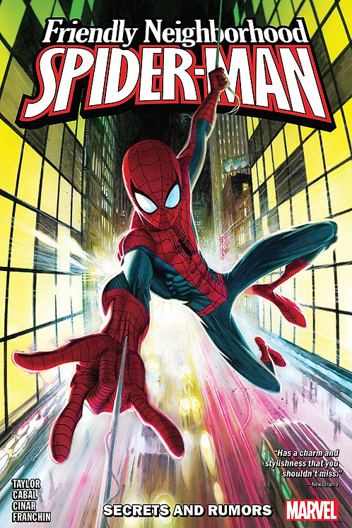 FRIENDLY NEIGHBORHOOD SPIDER-MAN TP VOL 01 SECRETS AND RUMORS