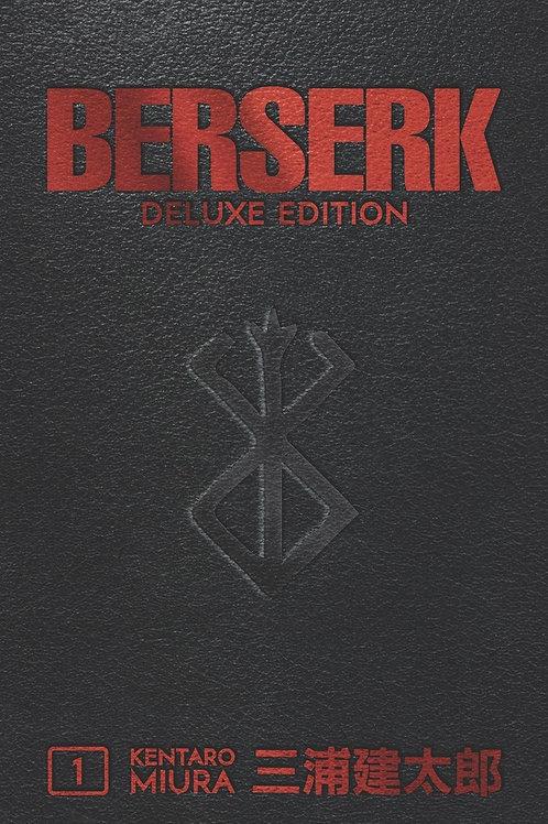 BERSERK DELUXE EDITION HC VOL 01