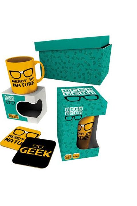 """Лицензионный подарочный набор """"Geek Gear"""""""