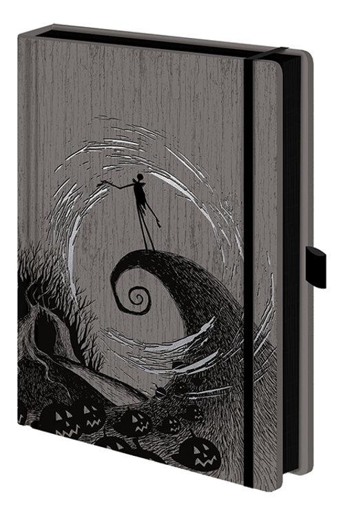 Записная книжка Nightmare Before Christmas (Moonlight Madness)