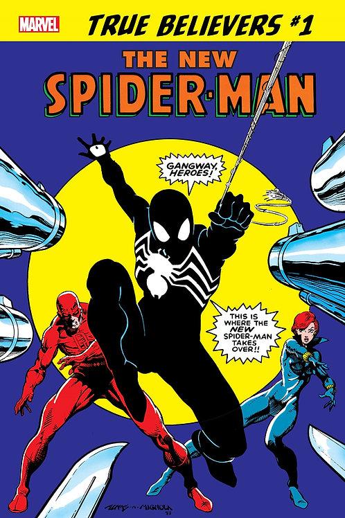 TRUE BELIEVERS NEW SPIDER-MAN #1