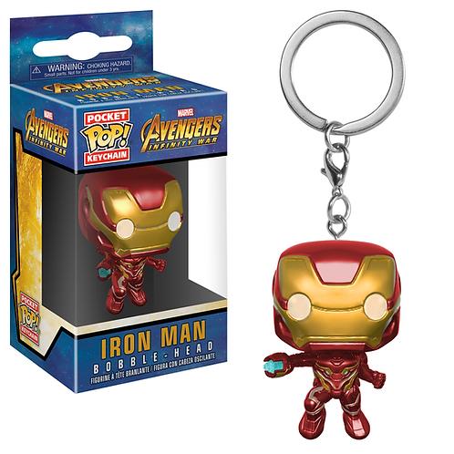 "Брелок Funko Pocket Pop! Keychain: Marvel - Avengers: Infinity War ""Iron Man"""