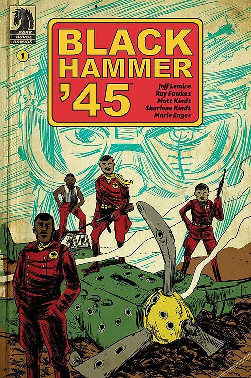 BLACK HAMMER 45 FROM WORLD OF BLACK HAMMER #1 CVR A