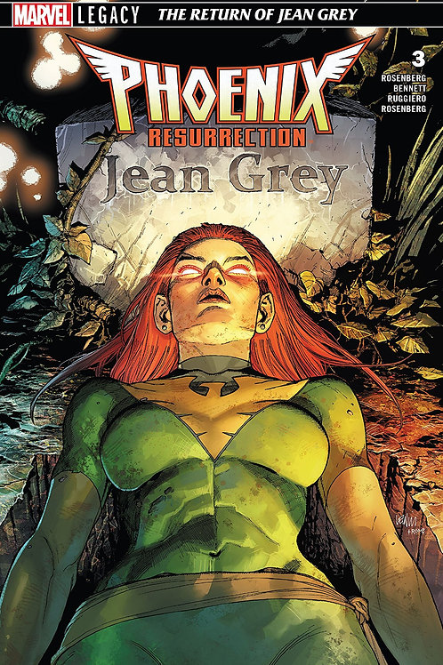 PHOENIX RESURRECTION RETURN JEAN GREY #3 (OF 5) LE