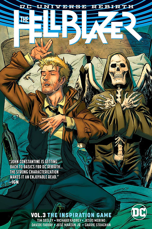 HELLBLAZER TP VOL 03 THE INSPIRATION GAME REBIRTH