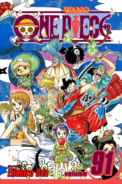 ONE PIECE GN VOL 91