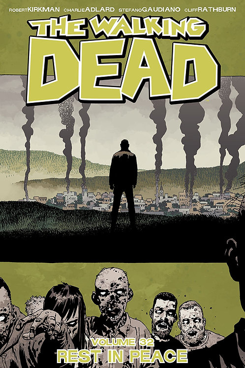 WALKING DEAD TP VOL 32