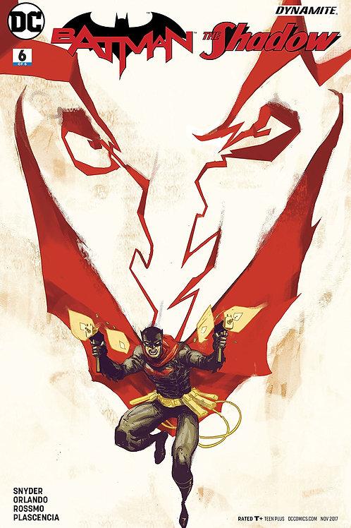 BATMAN THE SHADOW #6 (OF 6)