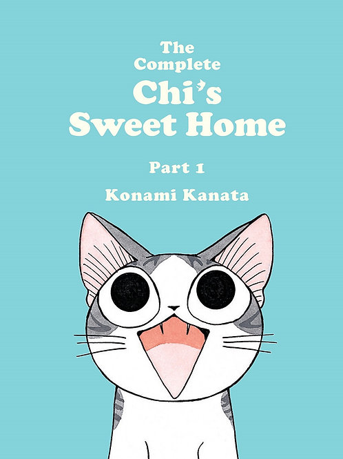 COMPLETE CHI SWEET HOME TP VOL 01
